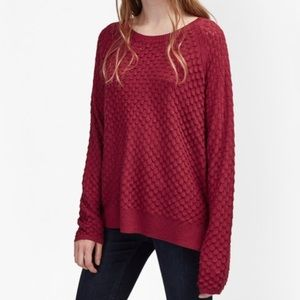 French Connection textured sweater